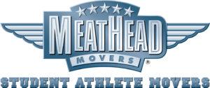 Meathead Movers logo.