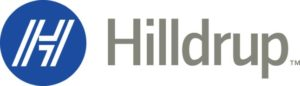 Hilldrup Moving and Storage logo.