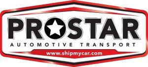 ProStar Auto Transport logo.