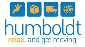 Humboldt Storage and Moving logo.