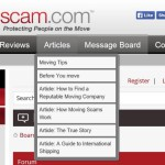 MovingScam.com Tour, Part 1