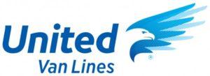 United Van Lines logo.