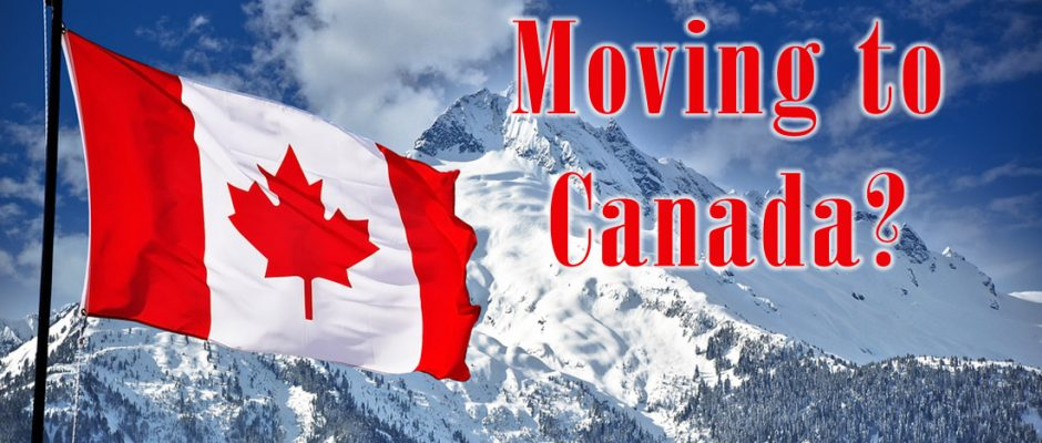 Moving to Canada?