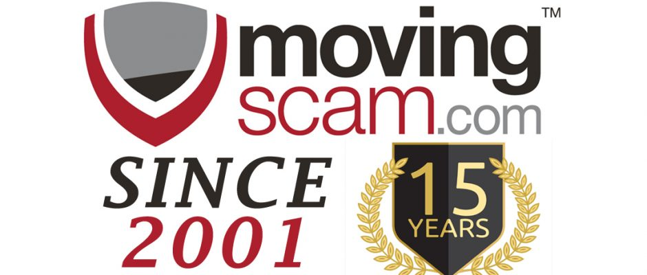 Movingscam 15 Year Anniversary