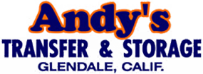 Andy's Transfer and Storage logo.
