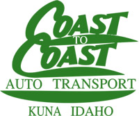 Coast to Coast Auto Transport Logo.