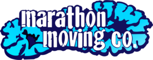 Marathon Moving logo.