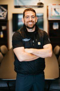 Meathead Movers CEO, Aaron Steed