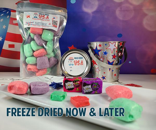 Freeze Dried USA